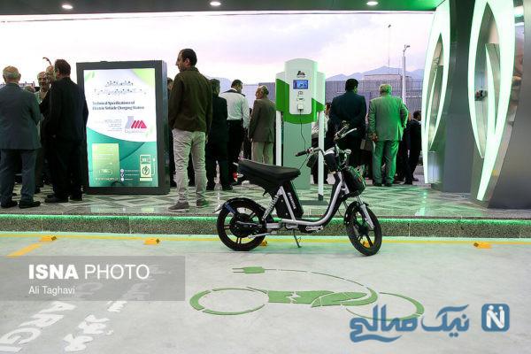 جایگاه شارژ خودروی برقی