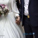 تصاویری از جشن ازدواج دو کارتن خواب بهبود یافته