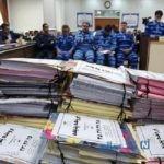 ششمین جلسه رسیدگی به اتهامات متهمان شرکت پدیده + تصاویر