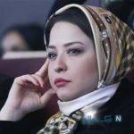 شادی مهراوه شریفی نیا از قهرمانی پرسپولیس + عکس