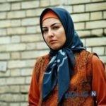 عکس قدیمی آناهیتا همتی و فقیهه سلطانی در یک سریال
