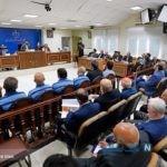 هادی رضوی و متهم های بانک سرمایه در دادگاه + تصاویر