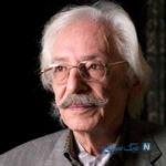مجسمه جمشید مشایخی بعد از اصلاح + عکس