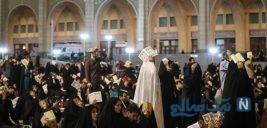 مراسم احیای شب نوزدهم ماه رمضان در نقاط مختلف ایران+تصاویر