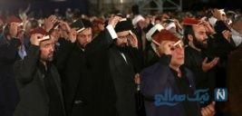 تصاویری معنوی از مراسم احیا شب نوزدهم رمضان در حرم امام خمینی