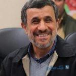 ابوالفضل پورعرب و رضا رویگری در مراسم افطاری احمدی نژاد