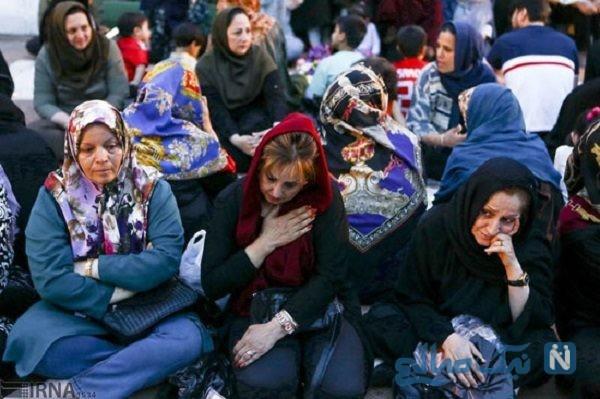افطاری در خیابانهای تهران