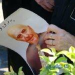 مراسم تشییع عبدالرحمان عمادی محقق ایرانی + تصاویر