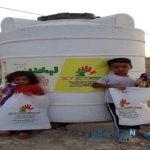 هدیه متفاوت کودکان فلسطینی برای سیل زده های ایران