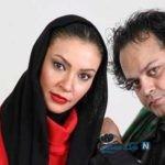 تصویری جدید از اهورا پسر زیبا بروفه بازیگر ایرانی