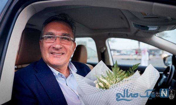 استقبال ویژه از برانکو هنگام ورود به کشور عربستان