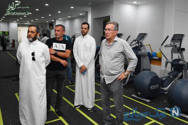 امکانات باشگاه الاهلی عربستان