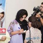اکران مردمی فیلم سرخ پوست با حضور پریناز ایزدیار+تصاویر