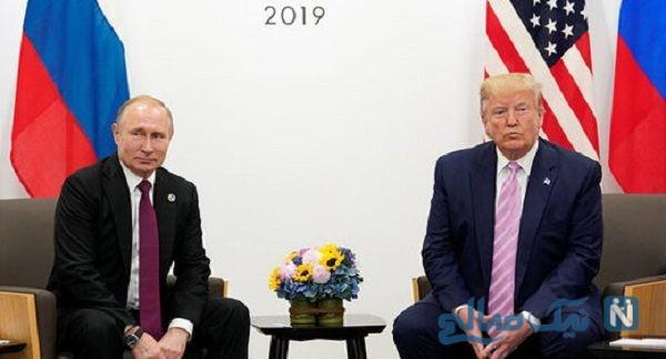 درخواست ترامپ از پوتین رئیس جمهور روسیه سوژه رسانه ها شد!