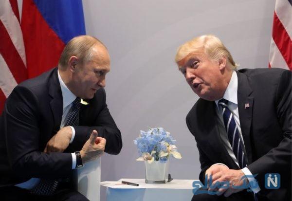 پوتین رئیس جمهور روسیه