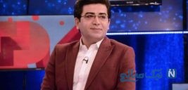 تصویری از تغییر چهره فرزاد حسنی