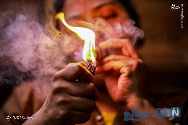 تصاویری از مراحل تولید سیگار در نیکاراگوئه