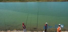 قایقرانی و بادبادک پرانی در جشنواره ماهیگیری با قلاب+تصاویر