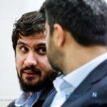 تصاویری از هفتمین جلسه رسیدگی به اتهامات هادی رضوی