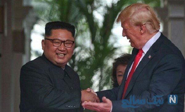حاشیه دیدار ترامپ و اون در منطقه غیرنظامی میان دو کره