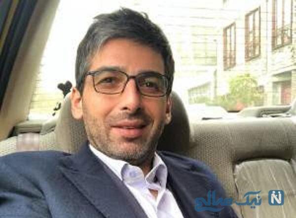 محمدرضا شریفی نیا و حمید گودرزی در نقش روحانی