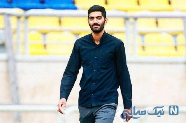 خداحافظی محمد انصاری از هواداران پرسپولیس صحت دارد؟
