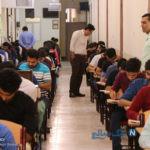 تصاویری جالب از حال و هوای دانشجویان در امتحانات پایان ترم