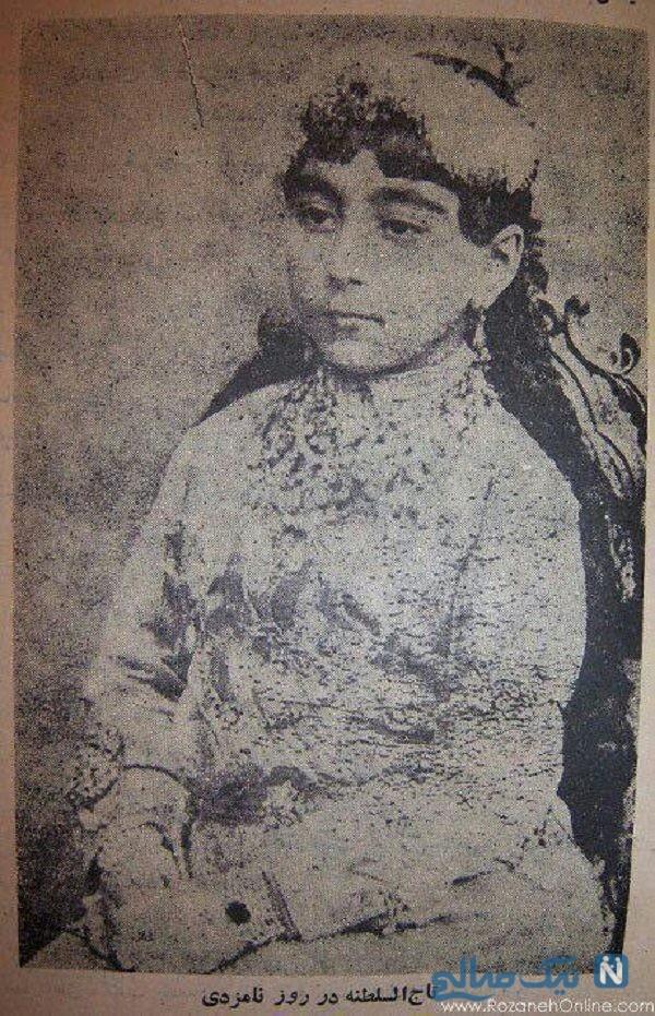 دختر ناصرالدین شاه