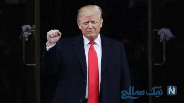 این زن دونالد ترامپ رئیس جمهور آمریکا را به دردسر می اندازد!