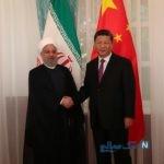 تصاویری از حاشیه دیدار رئیس جمهور چین با روحانی
