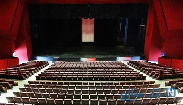 رقص هنرمندان به صورت مختلط به بهانه اجرای نمایش در تهران