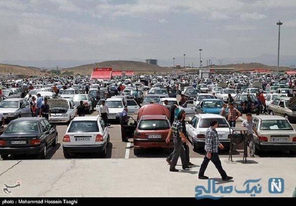 کاهش ناگهانی قیمت خودرو در بازار کشور + قیمت خودروها