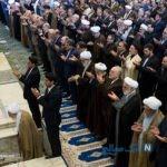 چهره های سیاسی و قضایی در صف نماز جمعه تهران+تصاویر