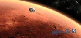 علامت عجیب و غریب روی سیاره مریخ + عکس
