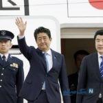 دیدار نخست وزیر ژاپن در ایران با رهبر انقلاب اسلامی + فیلم