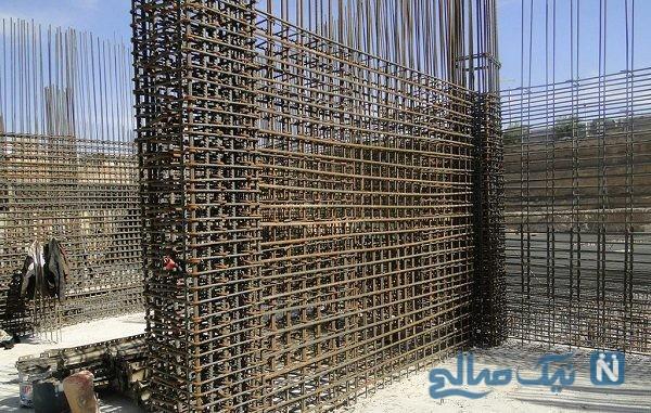 فرو رفتن میلگرد در بدن کارگر جوان در شیراز