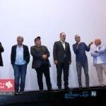 اکران فیلم سینمایی سامورایی در برلین با حضور هنرمندان