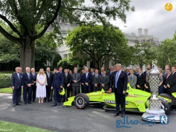 قهرمان مسابقات اتومبیلرانی