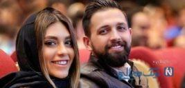 واکنش پلیس به ویدئو جنجالی محسن افشانی و همسرش