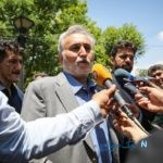 تصاویری از سومین جلسه دادگاه محمدرضا خاتمی
