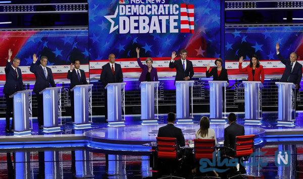 نامزدهای حزب دموکرات آمریکا