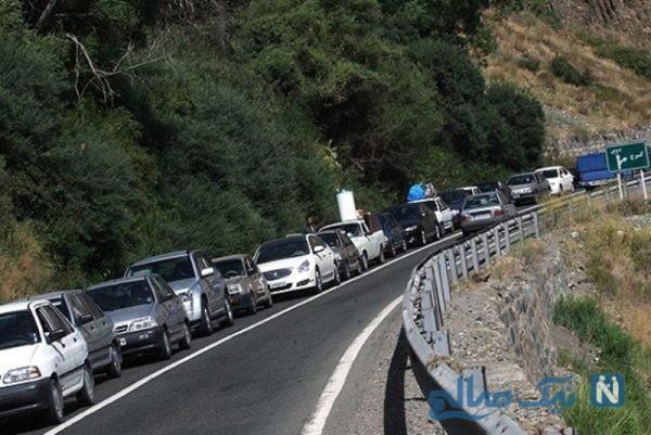 انتقاد تند پلیس از وضعیت جاده های منتهی به شمال