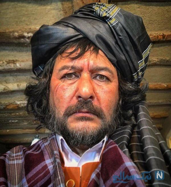 امیرحسین صدیق بازیگر ایرانی