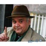 گریم زنانه اکبر عبدی بازیگر معروف ایرانی در فیلم جدیدش