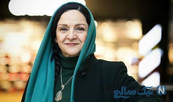 واکنش جالب گلاب آدینه به ازدواج مجدد همسرش مهدی هاشمی