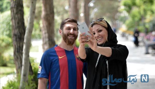 مسی ایرانی و شایعه تجاوز به ۲۳ دختر در دبی !!