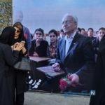 مراسم تشییع محمدرضا حافظی پدر مدرسه سازی ایران+تصاویر