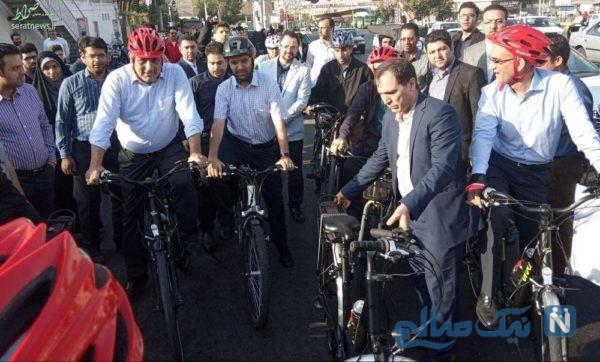 پویش دوچرخه سواری