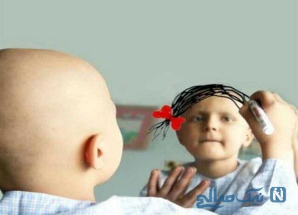 آرزوی دختر بچه ۷ ساله بیمار برآورده شد!