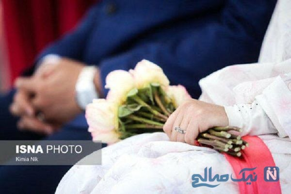 ازدواج دختر جوان با مرد میانسال